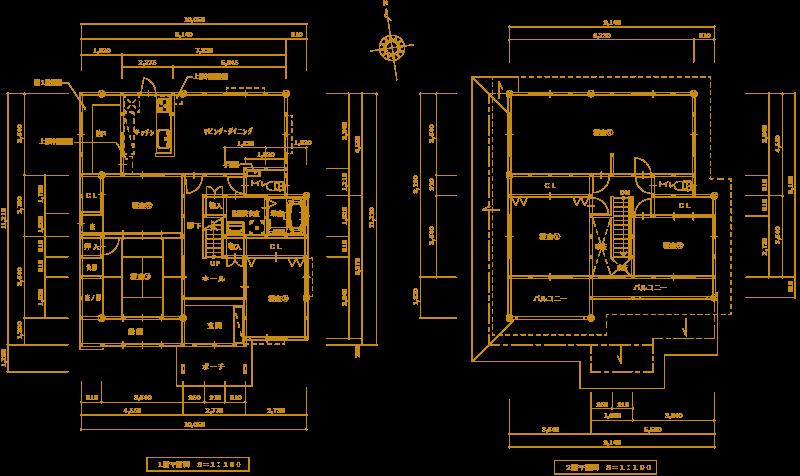 カーロ設計図